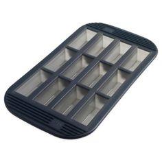 Mastrad® Mini Cake/Brownie Silicone Pan - BedBathandBeyond.com