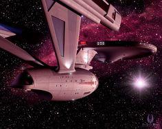 Wallpaper of Enterprise-A for fans of Star Trek: The Original Series 3985390 Nave Enterprise, Star Trek Enterprise, Star Trek Voyager, Star Trek Ii, Star Trek Show, Star Wars, Star Trek Wallpaper, Star Trek Poster, Star Trek Beyond