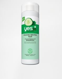 Yes To Cucumbers – Colour Care-Shampoo, 500 ml 13€