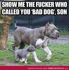 Show me that f*cker son