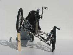 Trike Eigenbau mit Neigetechnik E Quad, Bicycle Crafts, Monocycle, Electric Tricycle, Recumbent Bicycle, Solar Car, Reverse Trike, Cargo Bike, Bike Wheel