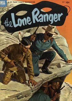 Comic Movies, Comic Books Art, Movie Tv, Book Art, Old West Photos, Western Comics, Graffiti Designs, The Lone Ranger, Mountain Man