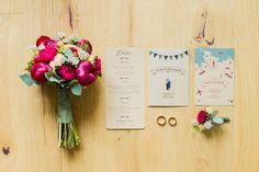 Standesamtliche Hochzeit in Hamburg-Altona von Alina Drobner Photography Flowers: SaintPaulia Hamburg