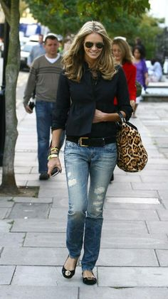 ELLE MACPHERSON: NOT ONLY A FASHION ICON