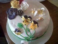 Summer cake Cupcake Cakes, Cupcakes, Summer Cakes, Birthday Cake, Desserts, Food, Tailgate Desserts, Cupcake, Birthday Cakes