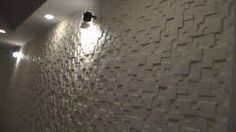 Resultado de imagem para como colocar revestimento de parede