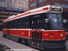 TTC Toronto CLRV