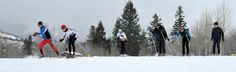The East Fork Mink Creek Nordic Center near Pocatello opens for the season this Friday, December Nordic Center, December 4, Mink, Friday, Community, Snow, Seasons, Photos, Outdoor