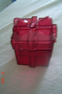 Tupperware Christmas Bauble Gift BOX Trinket BOX Limited Release Bnip | eBay