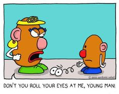 Ha ha! this would have made the teenage years easier....