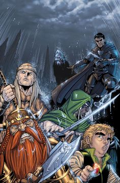 Drizz't cover 8 by BlondTheColorist Watch Report Cartoons & Comics / Digital Media / Comics / BlondTheColorist Sci Fi Fantasy, Fantasy Books, Fantasy Characters, Fictional Characters, Blood Of Heroes, Drizzt Do Urden, Icewind Dale, Forgotten Realms, Dark Elf