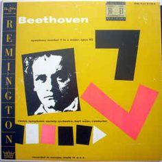 Ludwig van Beethoven, Vienna Symphonic Society Orchestra*, Kurt Woss - Symphony No. 7 In A Major, Opus 92 (Vinyl, LP) at Discogs
