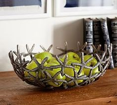 Store fruit on the island in this!  Serving Bowls, Soup Bowls & Salad Bowls | Pottery Barn