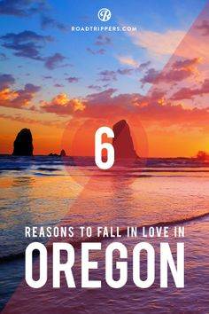 Fall in love with Oregon.