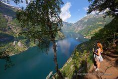 Geirangerfjorden hiking resources.