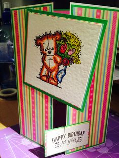 birthday card Birthday Cards, Happy Birthday, I Card, Art, Bday Cards, Happy Brithday, Art Background, Urari La Multi Ani, Kunst