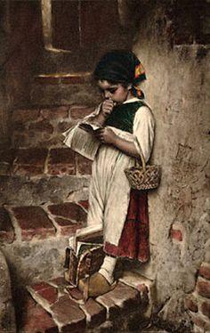 Hermann von Kaulbach (26 July 1846, Munich - 9 Dec 1909, Munich) German painter of the Munich School. ~google