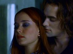 Marguerite Moreau & Stuart Townsend, in Queen of the Damned