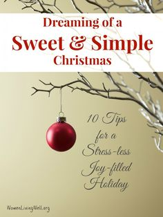 10 tips for a stress-less holiday