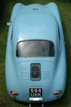 p356:  Porsche 356 Coupe