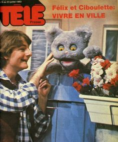felix et ciboulette !! :) J'adorais !! My Childhood Memories, Best Memories, Back In Time, Back In The Day, Pee Wee's Playhouse, Time Warp, Old School, Auj, Growing Up