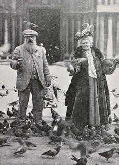 Madame et Monsieur Monet...in Venezia