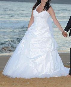 robe de mariée blanche - robes mariée occasion originales pas cher - Annonces gratuites de robes de mariée pas cher et costumes de mariage o...