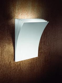 LED metal wall light POLIA LED | Metal wall light by @AxoLight