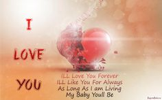 I Love You Quotes  Beautiful Images & Wallpapers