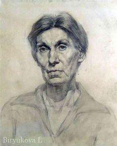 Portrait Sketches, Portrait Art, Drawing Sketches, Charcoal Portraits, Old Portraits, Charcoal Drawings, Anatomy Drawing, Anatomy Art, Figure Sketching
