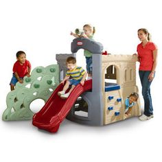 Our son would have a blast with this! Right now it's on sale!