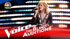 "The Voice 2016 Blind Audition - Mary Sarah: ""Where the Boys Are"""