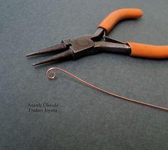 Fradany : Cadena con espirales
