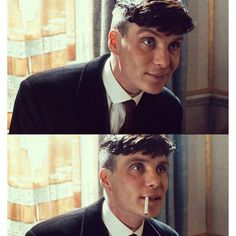 Peaky Blinders season 3.... Thomas Shelby.