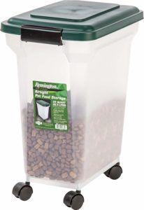 Iris Airtight Container 35 Lb Capacity Grain Storage 13 57