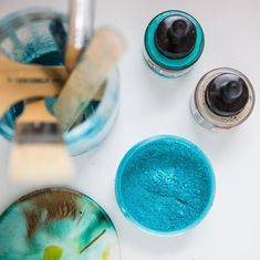 I loooove this turquoise pigment powder from Black diamond pigments! Pigment Powder, Black Diamond, Turquoise, Creative, Instagram, Art, Green Turquoise, Black Diamonds, Teal