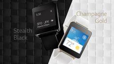 LG shares another G Watch smart watch teaser video - The LG G Watch shows up in another video teaser.