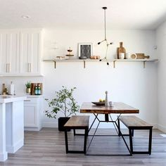 Kitchen Redesign Inspiration with Delta Faucet - Inspired by This