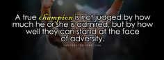 Be a champion quotes image by hotlyts24 on Photobucket