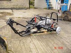 Trike Under Construction