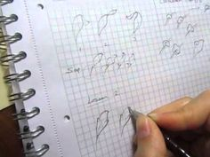 Klâsik Tezhip Yapım Aşamaları (İllumination) - YouTube Arabic Pattern, Persian Motifs, Curve Design, Arabic Art, Polymer Clay Flowers, Ornaments Design, Letter Art, Learn To Paint, Art Sketchbook