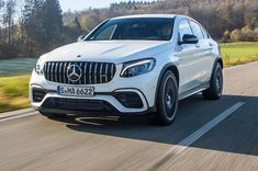 2018 Mercedes-AMG GLC63 First Drive Review: Extreme Muscle - Motor Trend