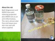 Magnesium and DMSO Rub