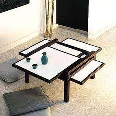 Par 4 Coffee Table