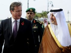 Mark Steel in his usual insightful style. Saudi Arabia is our friend. It's just a bit difficult to love
