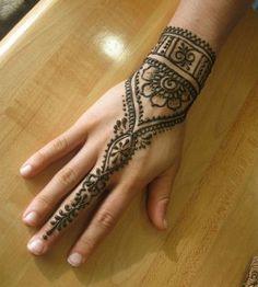 mandala tattoo wrist and hand - Google Search