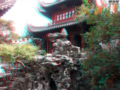 3D Images - Yu garden | DISCVOER +10,000 images in 3D anaglyph divided by categories shared from the worldwide...[OO] SHARE FOR FRE 100% any 3D image ...