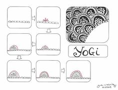 Yogi Tangle Pattern | Flickr - Photo Sharing!