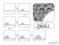 Yogi Tangle Pattern | Flickr - Fotosharing!