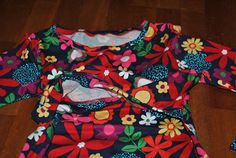 Ein Stillshirt entsteht - Tutorial - Trageberatung in Moers - Shop - Blog Maternity Sewing, Diy Kleidung, Blouse, Women, Fashion, Sewing Clothes, Dressing Up, Diy, Moda